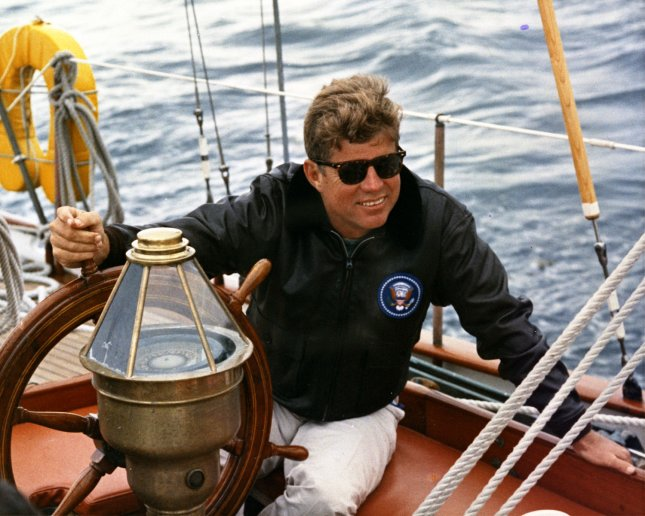 The last 45 hours of the White House recordings taken during the JFK administration have been released by his presidential library. UPI/Robert Knudsen /John F. Kennedy Presidential Library and Museum