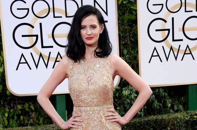 Eva Green attends the 73rd annual Golden Globe Awards on January 10, 2016. Green plays Vanessa Ives on Penny Dreadful. File Photo by Jim Ruymen/UPI