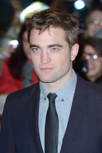 English actor Robert Pattinson attends The UK premiere of The Twilight Saga: Breaking Dawn Part 2 at The Odeon Leicester Square, Vue West End and Empire Leicester Square in London on November 14, 2012. UPI/Paul Treadway..