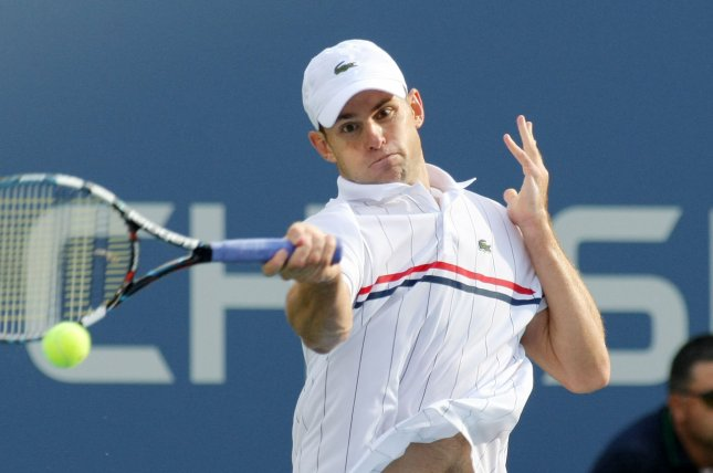0d521ae8b441 Andy Roddick inducted into International Tennis Hall of Fame - UPI.com