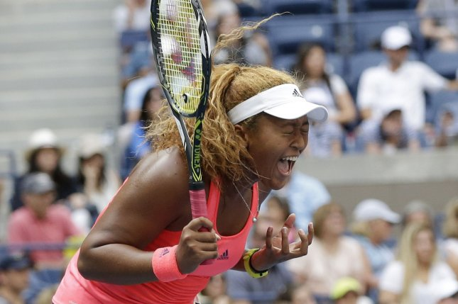 Naomi Osaka knocks out defending champion Angelique Kerber in first round of US Open