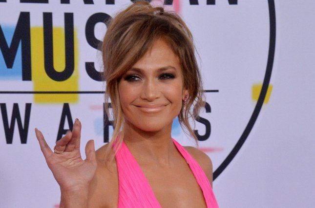 Jennifer Lopez has fun in the sun with Bad Bunny in her new music video for Te Guste. File Photo by Jim Ruymen/UPI