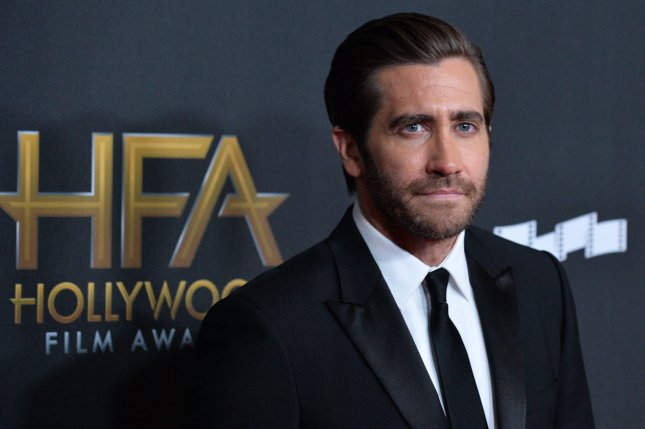 Jake Gyllenhaal will present an award at the Tonys on Sunday. File Photo by Jim Ruymen/UPI