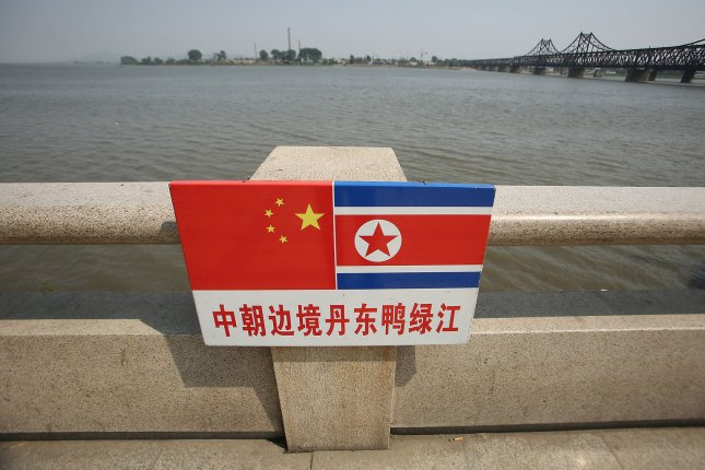China reaffirmed strong ties with North Korea ahead of a bilateral anniversary Sunday. File Photo by Stephen Shaver/UPI