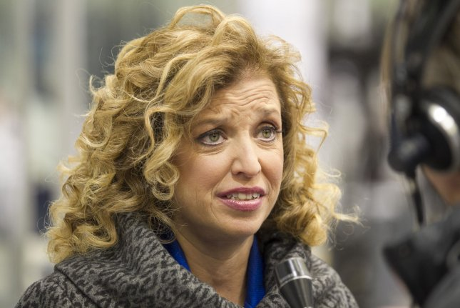 Debbie Wasserman Schultz leads the Democratic National Committee and is U.S. Representative from Florida. Bernie Sanders and his staffers have been criticical of her performance as party chair. File photo by Matthew Healey/UPI