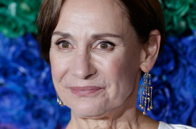 Laurie Metcalf and the cast of The Conners' will appear in a commercial spot during the Oscars Sunday. File Photo by John Angelillo/UPI