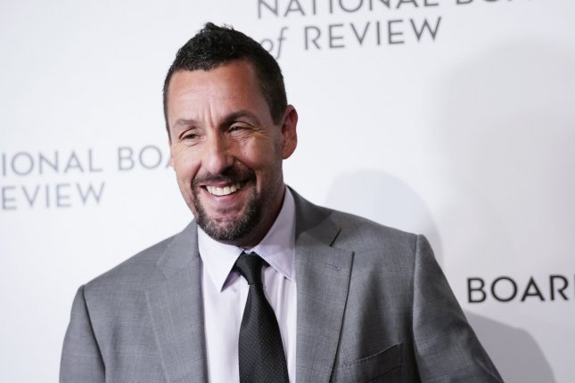Adam Sandler's Quarantine Song has gotten more than 1 million views since it was posted on YouTube Friday. File Photo by John Angelillo/UPI