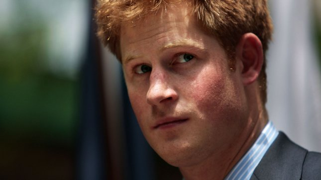 A Naked Prince Harry Lets Loose In Vegas - uInterview
