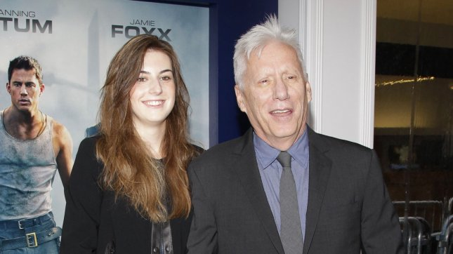 Kristen Bauguess Is James Woods 20 Year Old Girlfriend