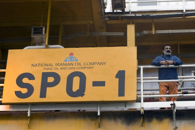Iranian officials say they're expecting a delegation from the U.S. oil industry to visit Tehran later this week. File Photo by Maryam Rahmanian/UPI