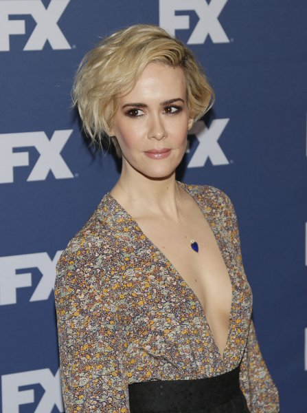 Sarah Paulson at the FX screening of American Crime Story: The People vs. O.J. Simpson on March 30. File Photo by John Angelillo/UPI