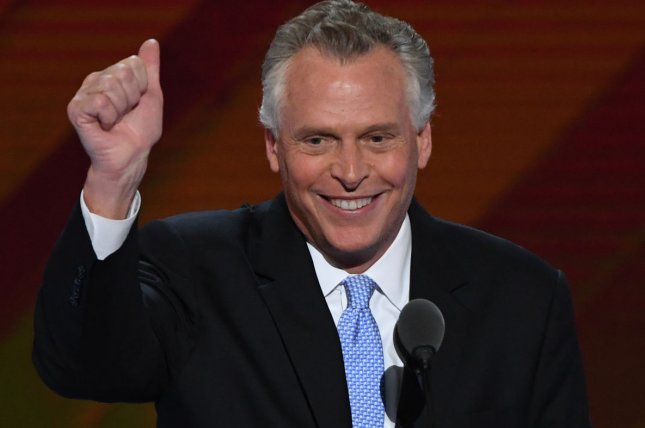 Virginia Governor Terry McAuliffe won a state Supreme Court decision that his order to restore voting rights to people with felony records was not in contempt of court. Photo by Pat Benic/UPI