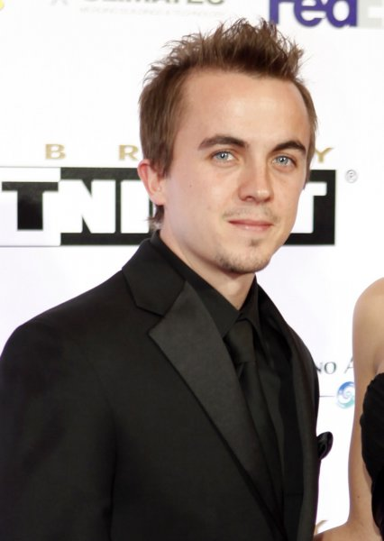 Frankie Muniz proposed to Paige Price following his uncle's death and the loss of his home. File Photo by Art Foxall/UPI