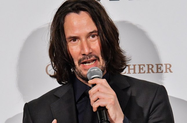 Keanu Reeves' movies Bill & Ted Face the Music and The Matrix 4 have gotten new release dates. File Photo by Keizo Mori/UPI