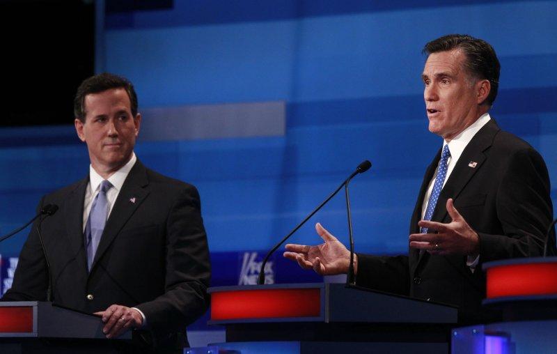 Santorum lead grows but Romney's electable