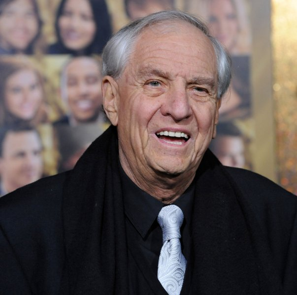 Garry Marshall attends the premiere of his new romantic comedy motion picture New Year's Eve, at Grauman's Chinese Theatre in the Hollywood section of Los Angeles on December 5, 2011. He died Monday at 81. File Photo by Jim Ruymen/UPI