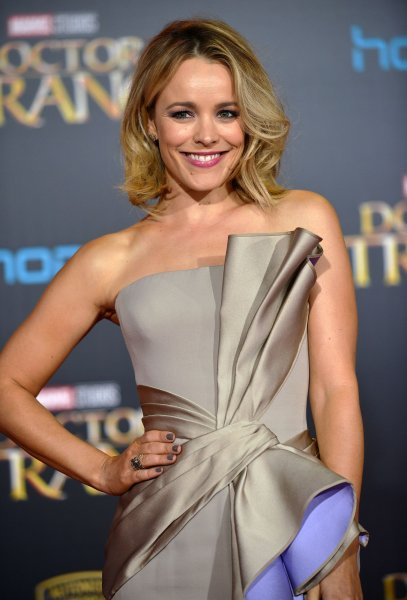 Rachel McAdams at the Los Angeles premiere of Doctor Strange on Thursday. Photo by Christine Chew/UPI