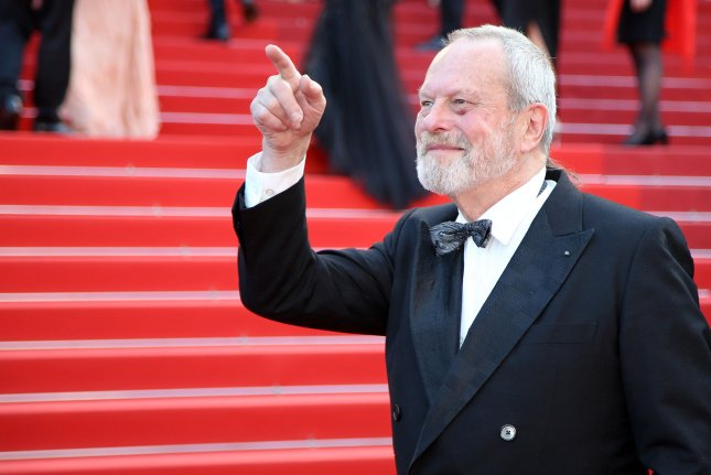 Terry Gilliam's movie The Man Who Killed Don Quixote is to premiere this month at the Cannes Film Festival. File Photo by David Silpa/UPI