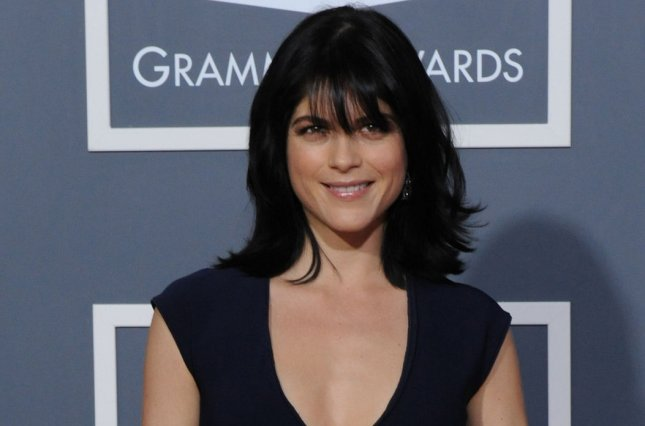 Selma Blair expressed her gratitude on the two-year anniversary of her sobriety. File Photo by Jim Ruymen/UPI