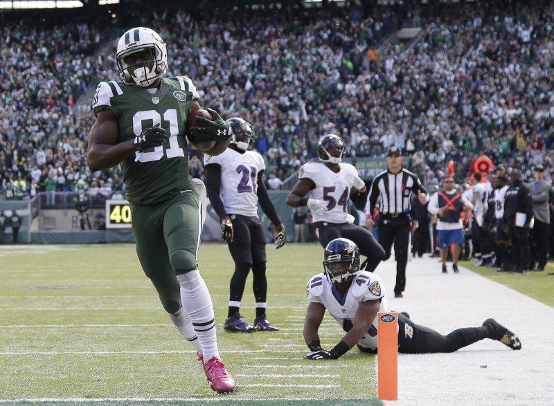 best service d15cb d0cde Report: Jets WR Enunwa to miss 1-2 weeks - UPI.com