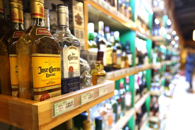 Alcohol consumption was one of the most morally accepted issues in Gallup's survey. File Photo by Stephen Shaver/UPI