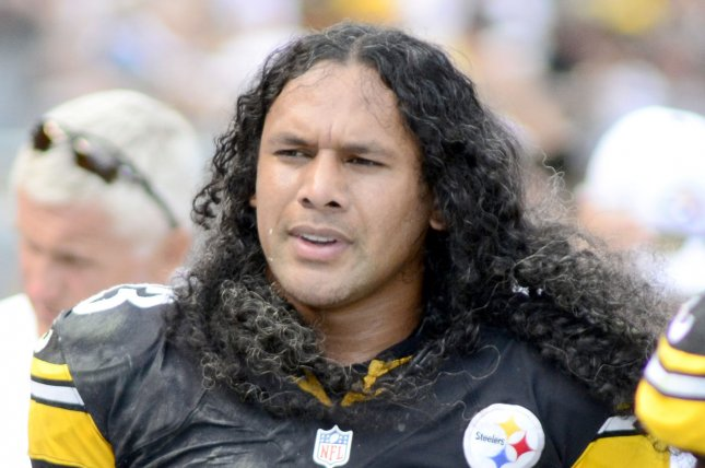 Former Pittsburgh Steelers safety Troy Polamalu is among the 25 semifinalists of the modern era for the Pro Football Hall of Fame. File Photo by Archie Carpenter/UPI