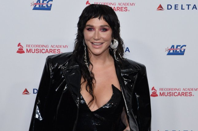 Kesha will perform during Together in Pride: You Are Not Alone, an event for the LGBTQ community amid the coronavirus pandemic. File Photo by Jim Ruymen/UPI