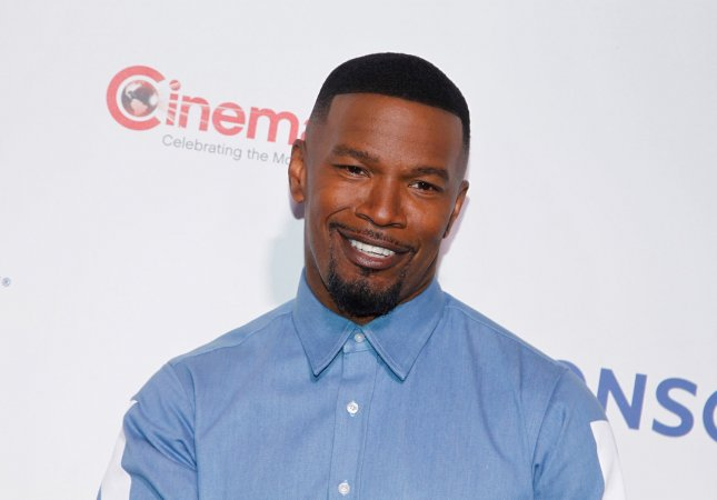Jamie Foxx plays the disembodied soul of a musician in Soul. File Photo by James Atoa/UPI