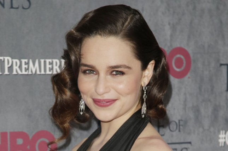 Emilia Clarke portrays Daenerys Targaryen on 'Game of Thrones.' File photo by John Angelillo/UPI