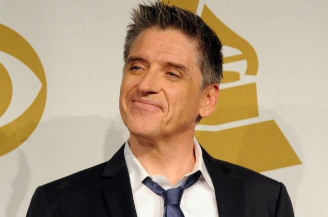 Red Nose Day telethon host Craig Ferguson appears backstage during the Grammy Nominations Concert Live -- Countdown to Music's Biggest Night event in Los Angeles on December 1, 2010. File Photo by Jim Ruymen/UPI