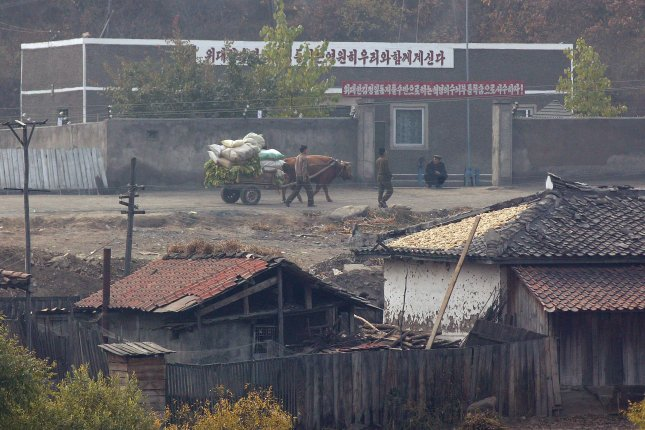 North Korea is arresting soothsayers and the people who consult them in the aftermath of a flood that has been described by the state as the worst since World War II. File photo by Stephen Shaver/UPI