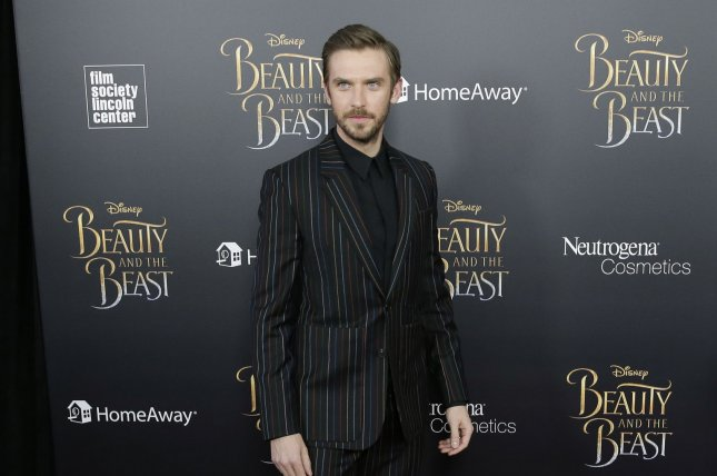 Legion star Dan Stevens arrives on the red carpet at the Beauty And The Beast New York screening on March 13. Legion which also stars Aubrey Plaza has been renewed for a second season.File Photo by John Angelillo/UPI