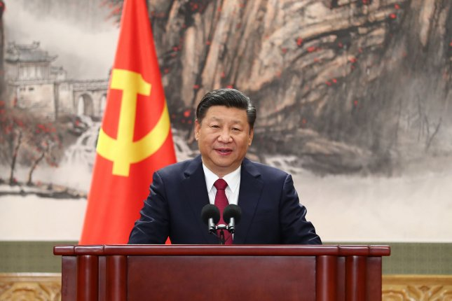The government of Chinese President Xi Jinping outlined new climate goals following a trilateral meeting of regional environment ministers. File Photo by Xie Huanchi/UPI