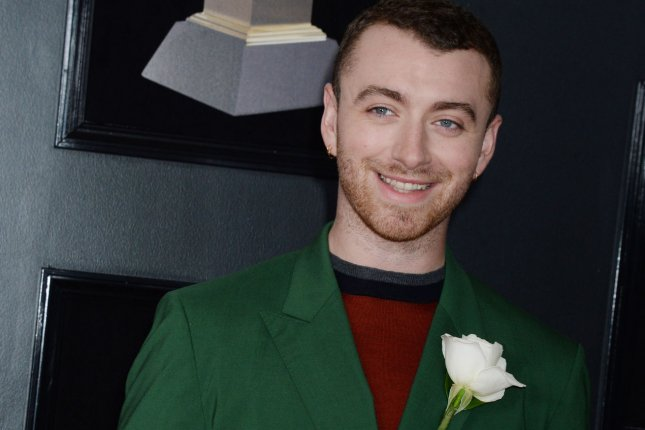 Sam Smith has recorded a theme song for the BBC miniseries, Watership Down. File Photo by Dennis Van Tine/UPI