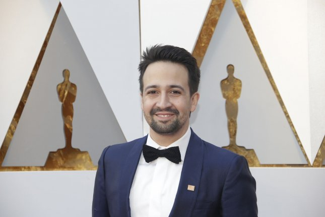 Hamilton creator Lin-Manuel Miranda, who was among the celebrity fans of Brooklyn Nine-Nine to speak up when the show was canceled by Fox, is due to appear on the sitcom this season following its renewal by NBC. File Photo by John Angelillo/UPI