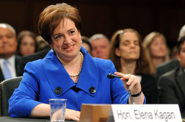 On August 5, 2010, the U.S. Senate confirmed Elena Kagan as the newest member of the Supreme Court. File Photo by Kevin Dietsch/UPI