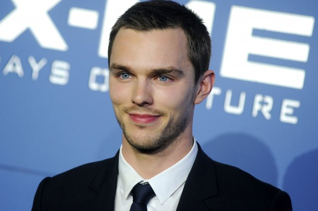 Nicholas Hoult arrives on the red carpet at the X-Men: Days Of Future Past World Premiere at Jacob Javits Center in New York City on May 10, 2014. UPI/Dennis Van Tine