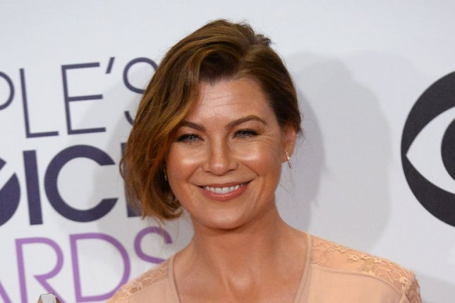 Ellen Pompeo at the People's Choice Awards on January 7. The actress said she supports the decision to kill Derek Shepherd on 'Grey's Anatomy.' File photo by Jim Ruymen/UPI