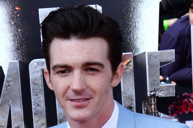 Actor Drake Bell has been charged with one count of driving under the influence in Glendale, Calif. after a Dec. 21 arrest. File Photo by Jim Ruymen/UPI
