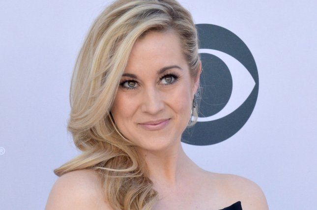 Singer Kellie Pickler attends the 52nd annual Academy of Country Music Awards in Las Vegas on April 2. File Photo by Jim Ruymen/UPI
