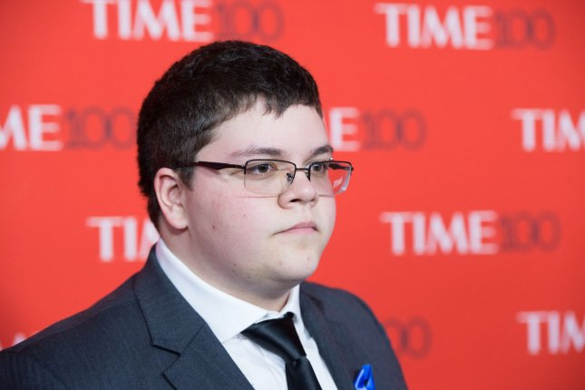 Gavin Grimm sued his high school after the school board instituted a new policy forcing students to use the bathroom of the gender with which they were born. File Photo by Bryan R. Smith/UPI