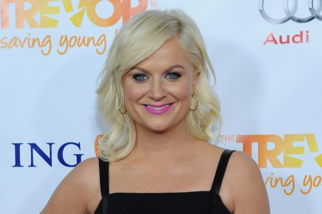Actress Amy Poehler attends the Trevor Live event honoring Lady Gaga and Google Inc. at the Hollywood Palladium in Los Angeles on December 4, 2011. UPI/Jim Ruymen