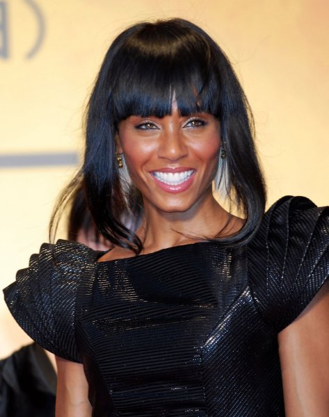 Producer Jada Pinkett Smith attends a Japan premiere for the film The Karate Kid in Tokyo, Japan, on August 5, 2010. UPI/Keizo Mori