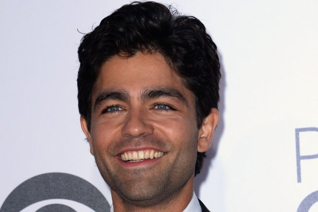 Adrian Grenier can now be seen in Netflix's Clickbait. File Photo by Jim Ruymen/UPI