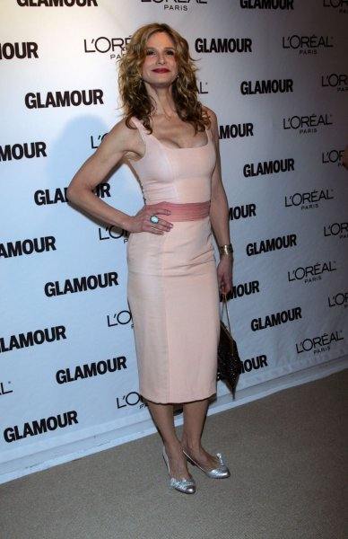 Kyra Sedgwick arrives for the Glamour Magazine 20th Annual Women of the Year Awards at Carnegie Hall in New York on November 8, 2010. UPI /Laura Cavanaugh