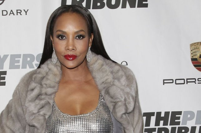 Vivica Fox arrives on the red carpet at the launch of The Players' Tribune at Canoe Studios in New York City on Feb. 14, 2015. Fox will play Cookie's older sister in season 2 of 'Empire.' File Photo by John Angelillo/UPI