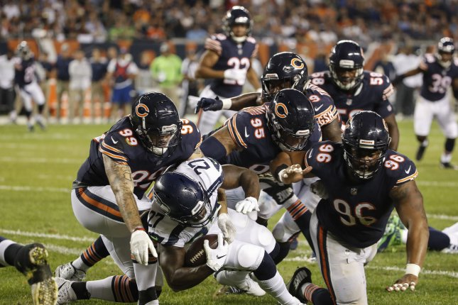 Three takeaways from the Bears' win over Seahawks
