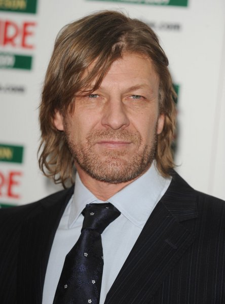 British actor Sean Bean attends the Empire Film Awards at Grosvenor House in London on March 29, 2009. (UPI Photo/Rune Hellestad)