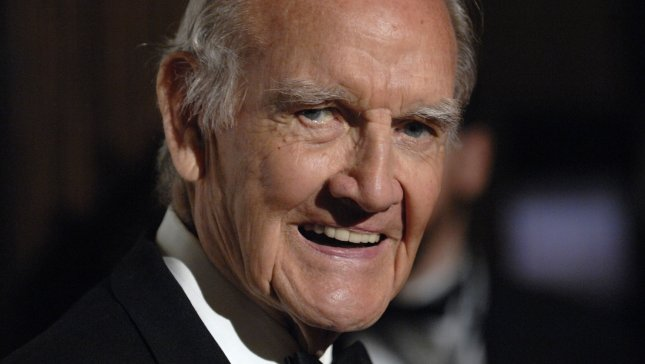Former South Dakota Senator and presidential candidate George McGovern, shown attending the Living Legends of Aviation 5th annual awards in Beverly Hills, California on January 24, 2008, died in in Sioux Falls, South Dakota on October 21, 2012. He was 90. UPI/Phil McCarten/Files
