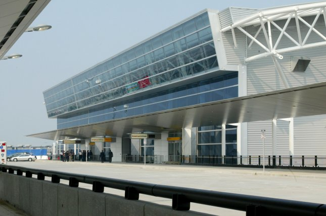 North Korea demanded an apology after it said its diplomats were mugged at John F. Kennedy International Airport in New York on Friday, and police seized a diplomatic package. File photo by Monica Graff/UPI